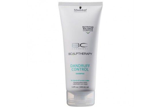 Shampoo Schwarzkopf Bonacure Scalp Therapy Dandruff Control 200ml