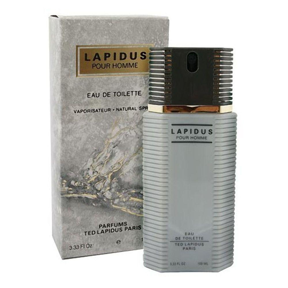 Ted Lapidus Pour Homme Eau de Toilette Masculino