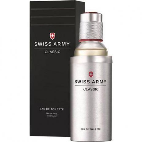 Tester Swiss Army Classic Victorinox Eau de Toilette Perfume Masculino