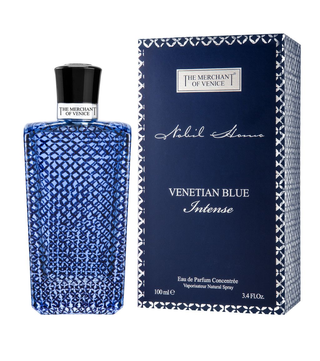 The Merchant Of Venice V Blue Eau de Parfum Masculino
