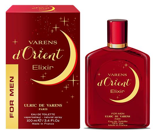 Ulric De Varens D Orient Elixir Eau de Toilette Masculino
