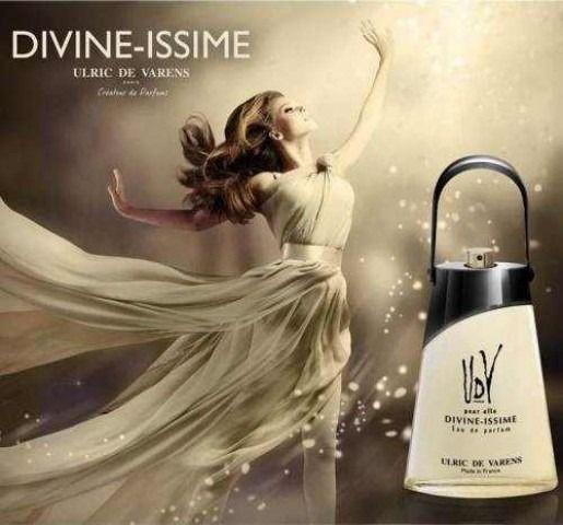 Ulric De Varens Divine Issime Eau de Parfum Feminino