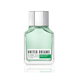 United Dreams Men Be Strong Benetton Eau de Toilette Perfume Masculino