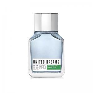 United Dreams Men Go Far Benetton Eau de Toilette Perfume Feminino