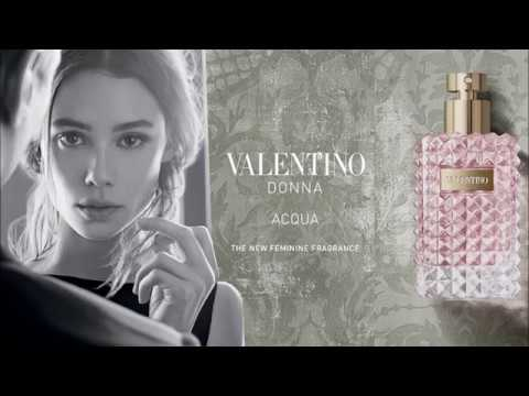 Valentino Donna Acqua Eau de Toilette Feminino