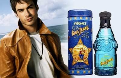 Blue Jeans Versace Eau de Toilette  Perfume Masculino
