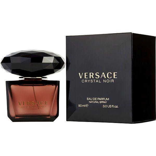 Crystal Noir Versace Eau de Toilette Perfume Feminino