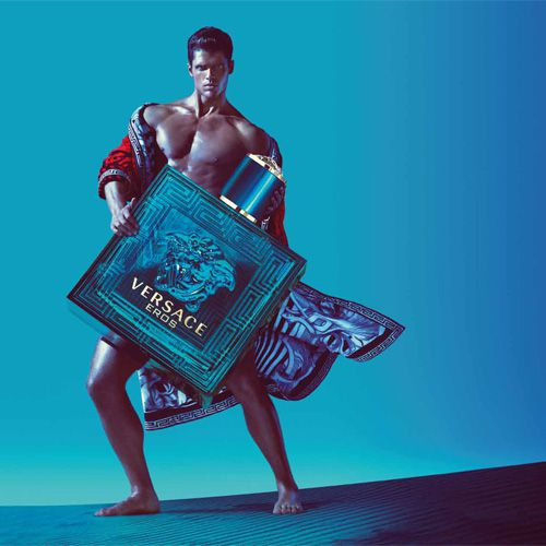 Eros Versace Eau de Toilette Perfume Masculino