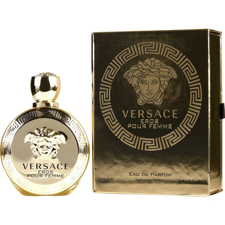 Eros Versace Eau de Parfum Perfume Feminino