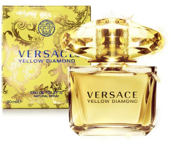 Yellow Diamond Versace Eau de Toilette Perfume Feminino