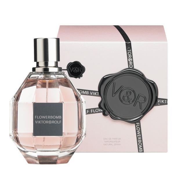 Viktor e Rolf Flowerbomb Eau de Parfum Feminino