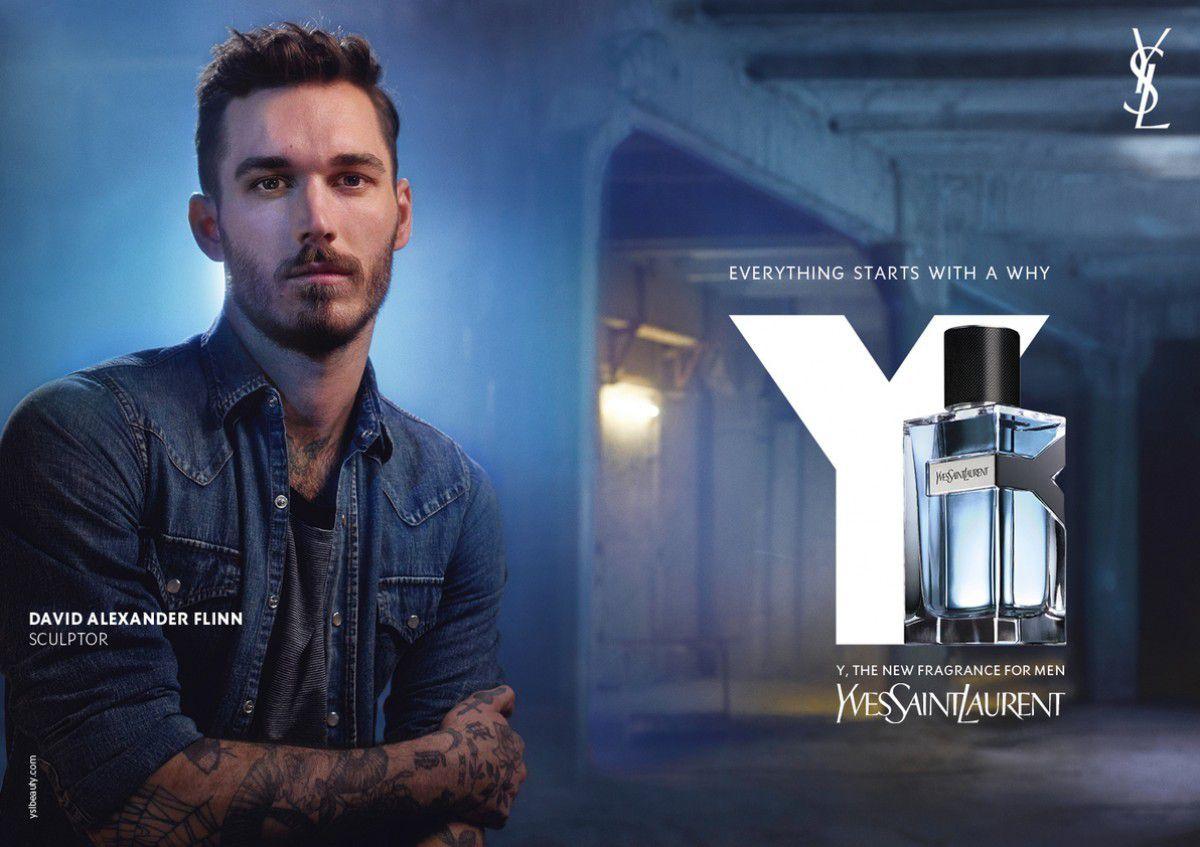 Y Yves Saint Laurent Eau de Toilette Perfume Masculino