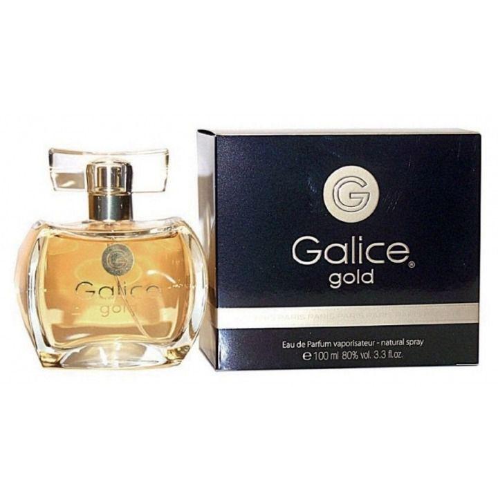 Yves de Sistelle Galice Gold Eau de Parfum Feminino