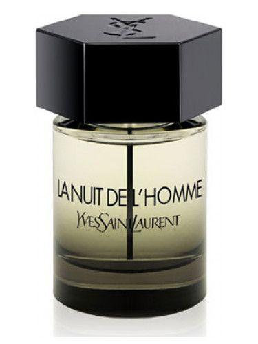 La Nuit De L Homme Yves Saint Laurent Eau de Toilette Perfume Masculino