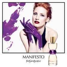 Manifesto Yves Saint Laurent Eau de Toilette Perfume Feminino