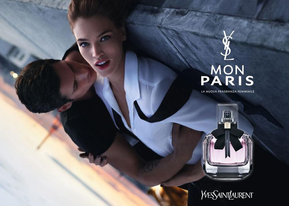 Mon Paris Yves Saint Laurent Eau de Parfum Perfume Feminino