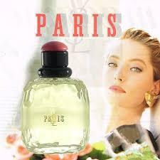 Paris Yves Saint Laurent  Eau de Toilette Perfume Feminino