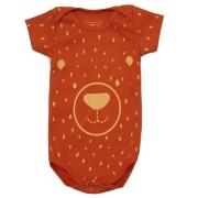 Body Bear Laranja Bebê