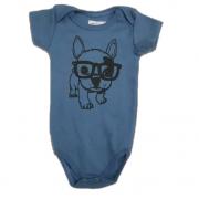 Body BulDog Geek Bebê