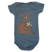 Body Canguru Bebê