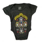 Body Guns N' Roses Bebê
