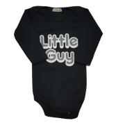 Body Guy Manga Longa Bebê