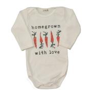 Body Homegrown Bebê