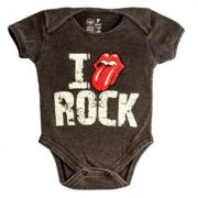 Body I Love Rock Bebê
