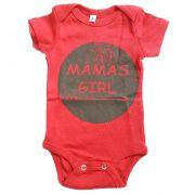 Body Mamas Girl Pink Bebê