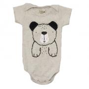 Body Urso Mescla Bebê