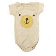Body Urso Off Bebê