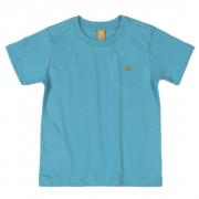 Camiseta Azul Turqueza
