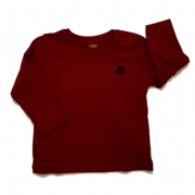 Camiseta Basic Vinho Manga longa