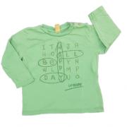 Camiseta Caça-palavras Manga Longa