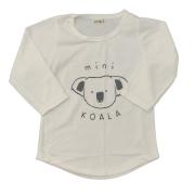 Camiseta Koala Manga Longa