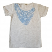 Camiseta Lenço