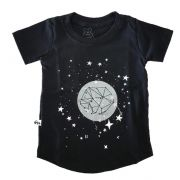 Camiseta Long Geometric