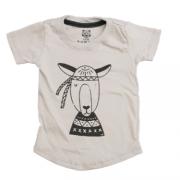 Camiseta Long Lhama