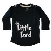 Camiseta Long Little Lord Manga Longa