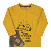 Camiseta The Bear Manga Longa