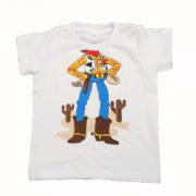 Camiseta Xerife Woody