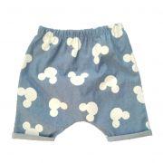 Short Saruel Jeans Mickey