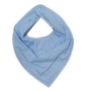 Babador Bandana Candy Color Azul