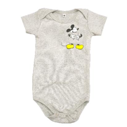 Body Abraço Mickey Bebê