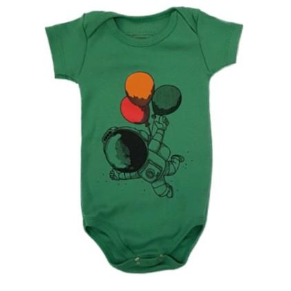 Body Astronauta Bebê