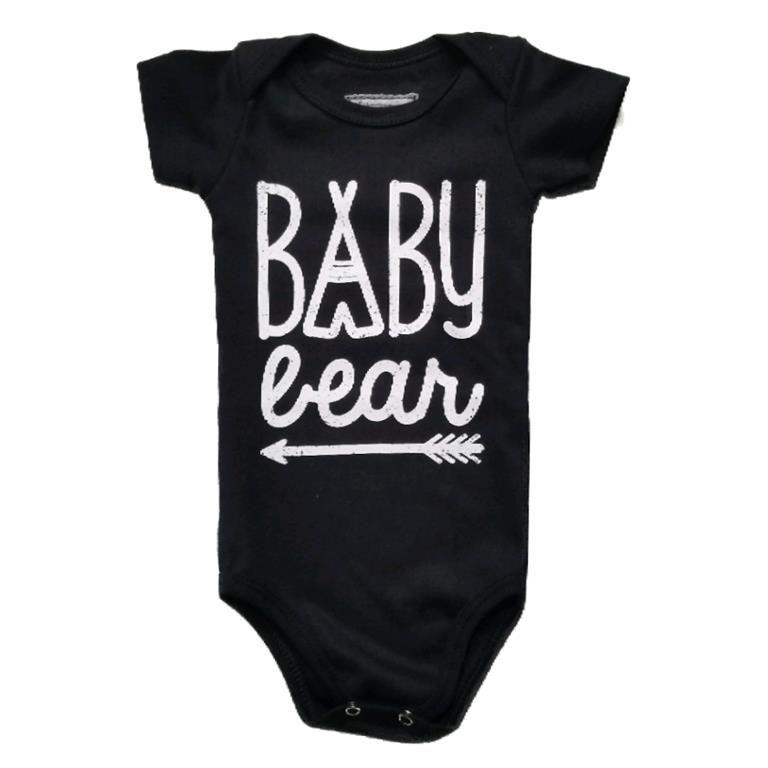 Body Baby Bear Bebê
