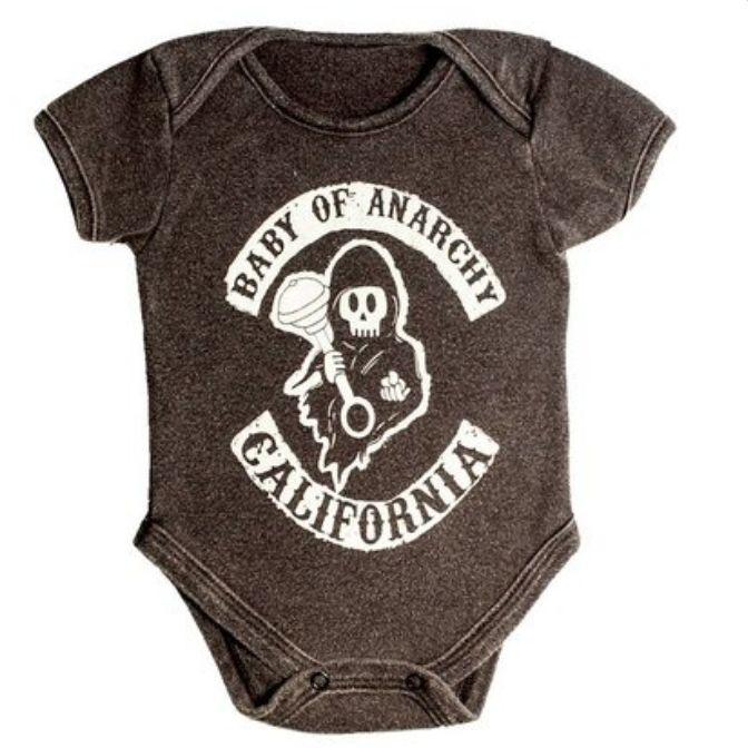 Body Baby Of Anarchy Bebê
