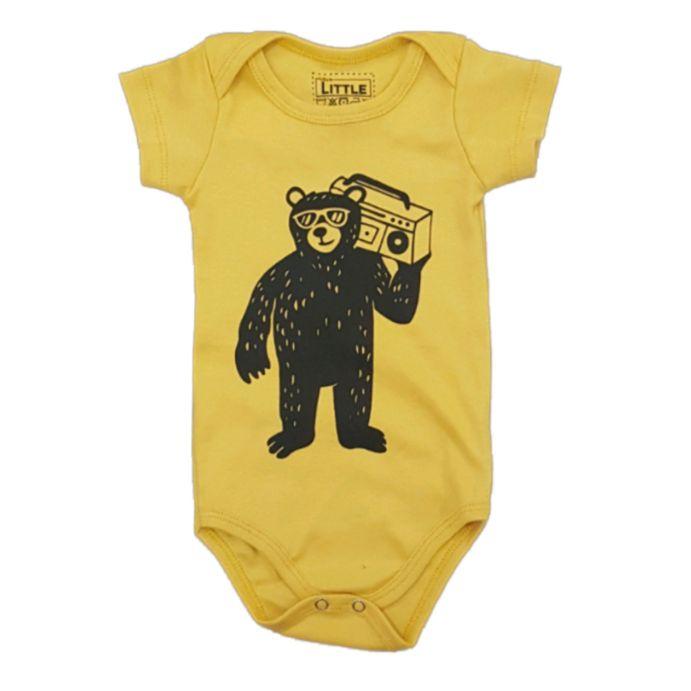 Body Bear Rapper Bebê