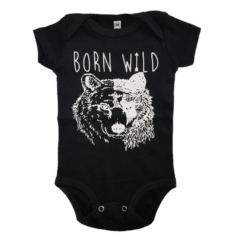 Body Born Wild