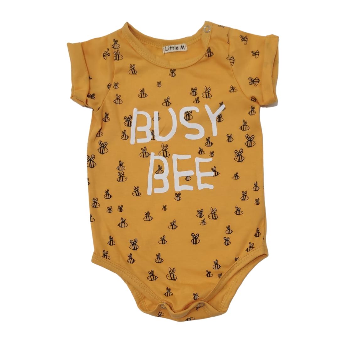 Body BUSY BEE Bebê